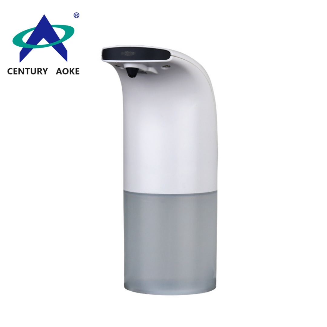 Automatic Soap Dispenser Smart Sensor Touch Less 350 Ml Battery Powered Kids Use VER. 2