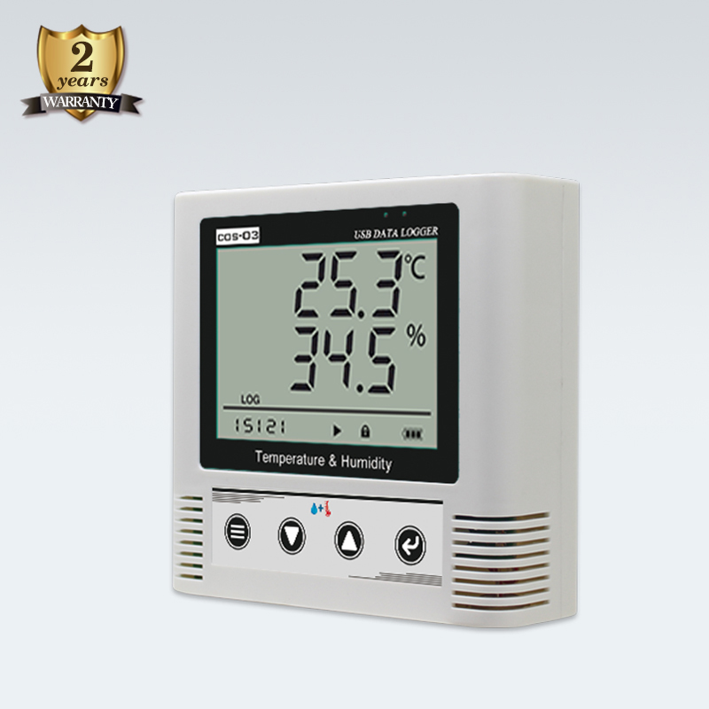 Cos-03 USB Temperature & Humidity Controller Data Logger for Cool Cabinet Medicine
