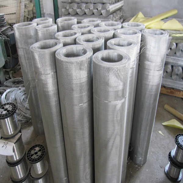 Micron Stainless Steel Metal Woven Wire Mesh