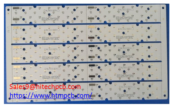 Aluminum LED PCB Assembly Aluminum LED PCB Assembly