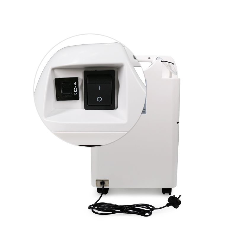 Medical Portable Oxygen Concentrator with 5 Liters Oxygen Capacity