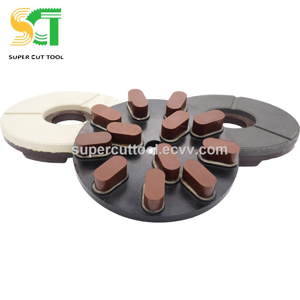 Buff Abrasive High Quality Granite Tools DIY for Polishing Stone - Resin Polishing Discs for Granite&Marble Grinding
