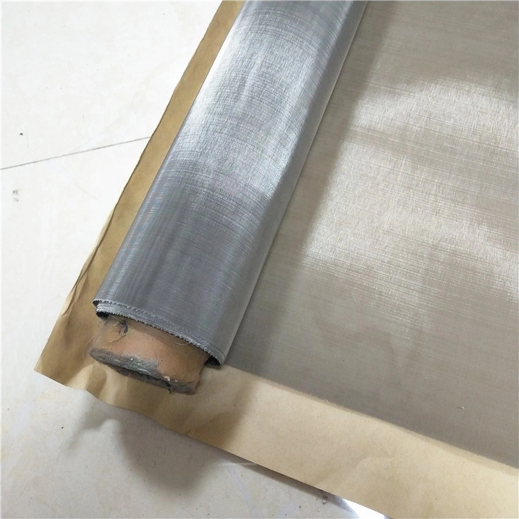 Stainless Steel Woven Metal Wire Mesh