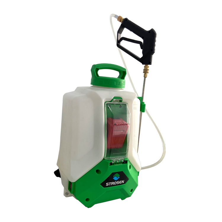 Portable Backpack Garden Sprayer Manufacturers Rechargeable Garden Sprayers