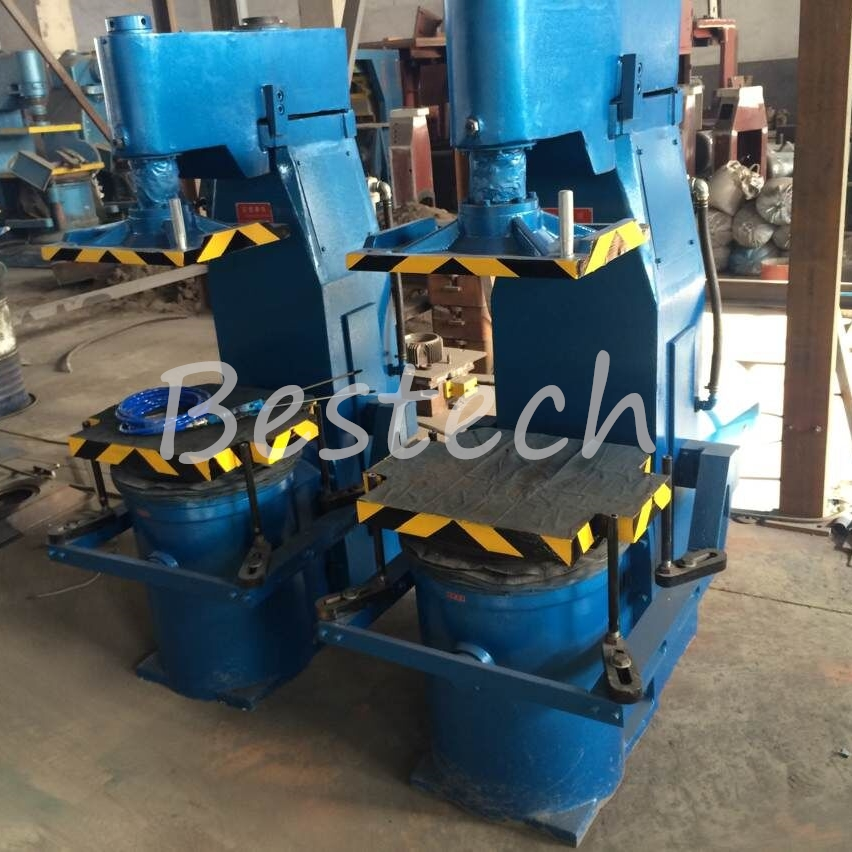 Jolt Squeeze Sand Molding Machine for Manhole Cover
