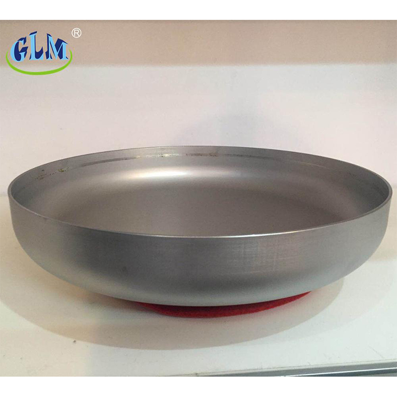 Aluminium End Cap Torispherical Heads Tank Spherical Caps Tank Dish Ends Pressure Vessel Heads
