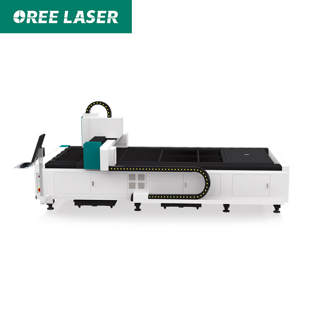 Factory Direct Metal & Stainless Laser Cutting Machine