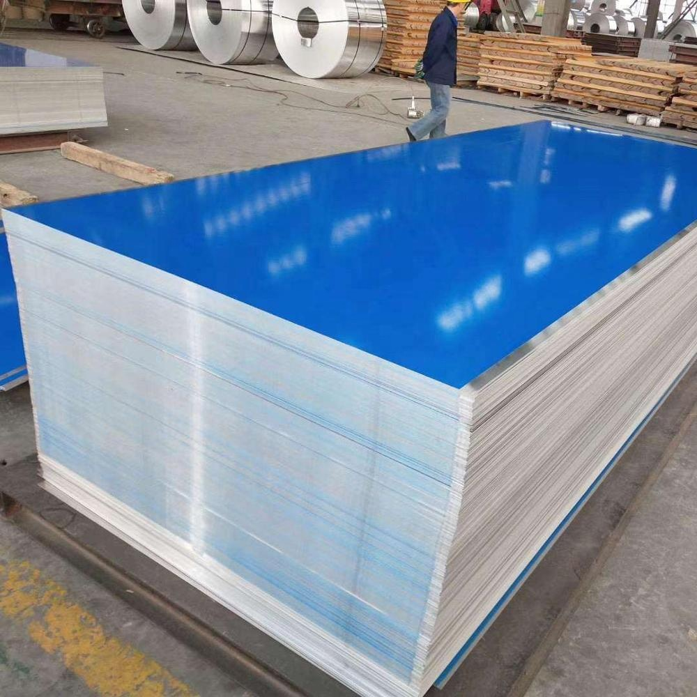 Mill Finish Plain Aluminum/Aluminium Alloy Sheet