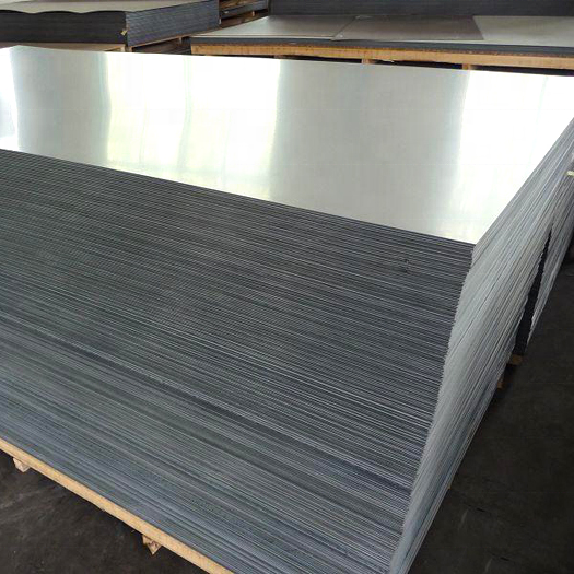 Mill Finish Polished Plain Aluminium/Aluminum Alloy Sheet