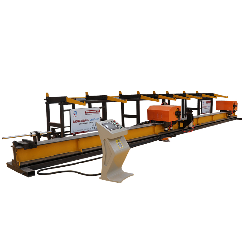 Rebar Bending Machine with Two Head
