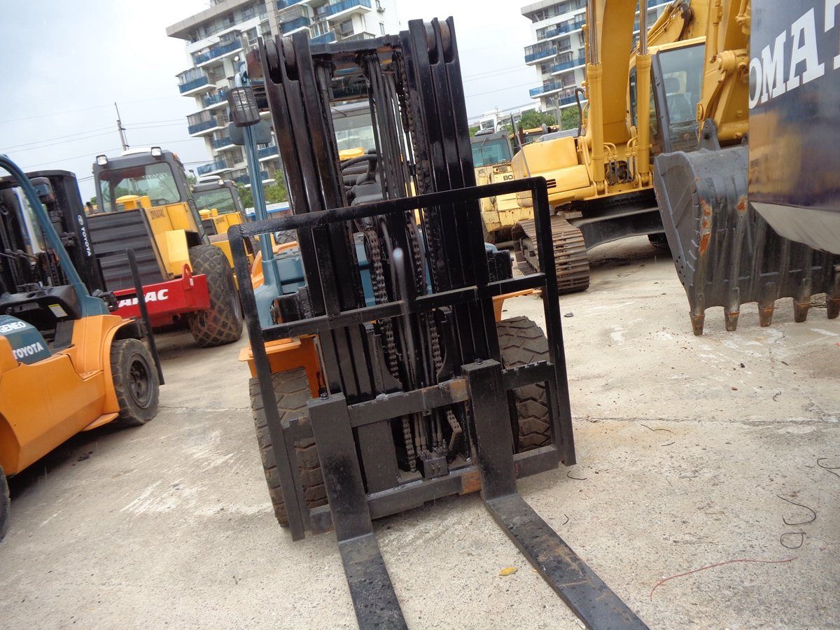 Used TOYOTA FD50 Forklift Duplex Mask Forklift on Sale