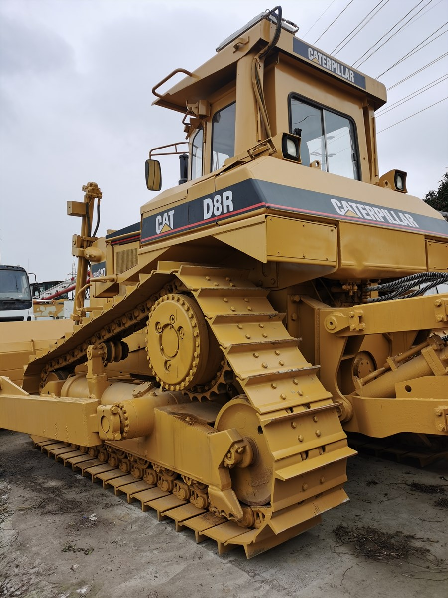 Caterpillar D8R Used Bulldozer for Sale, Used Dozer CAT D8R Crawler Bulldozer CAT D8 Bulldozers Price