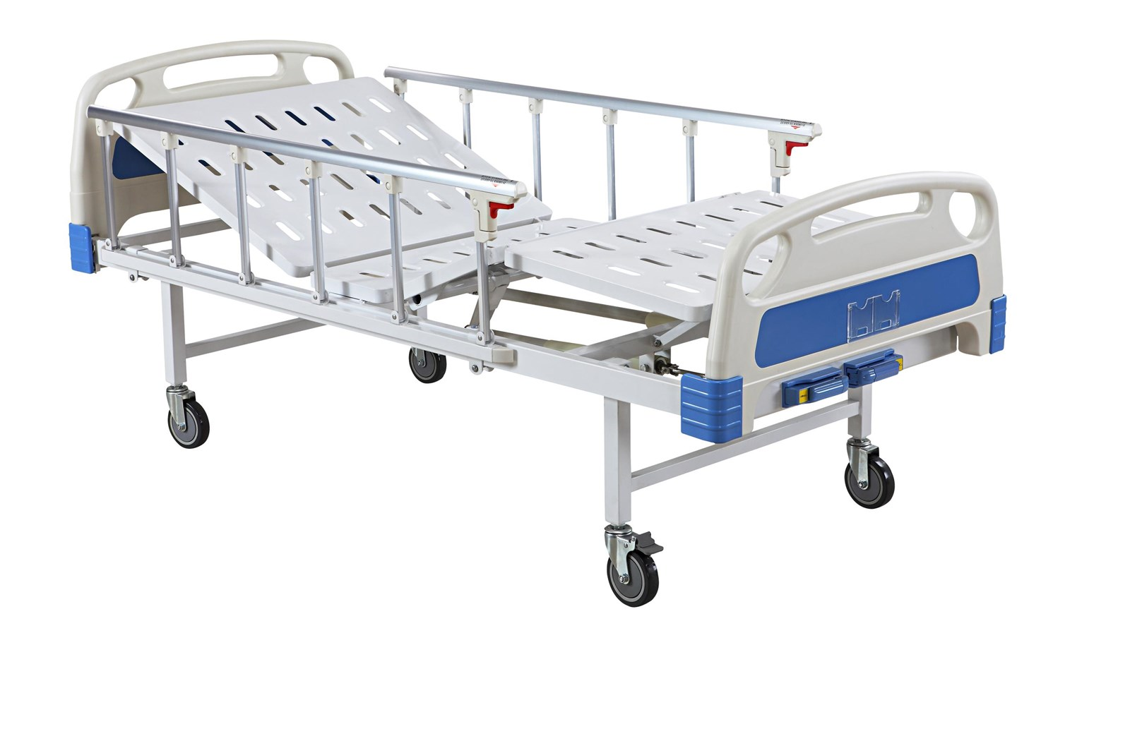 2 Function Manual Hospital Bed/Patient Bed