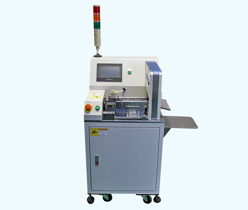 150W 0.8Mpa COB Board PCB Depaneling Machine