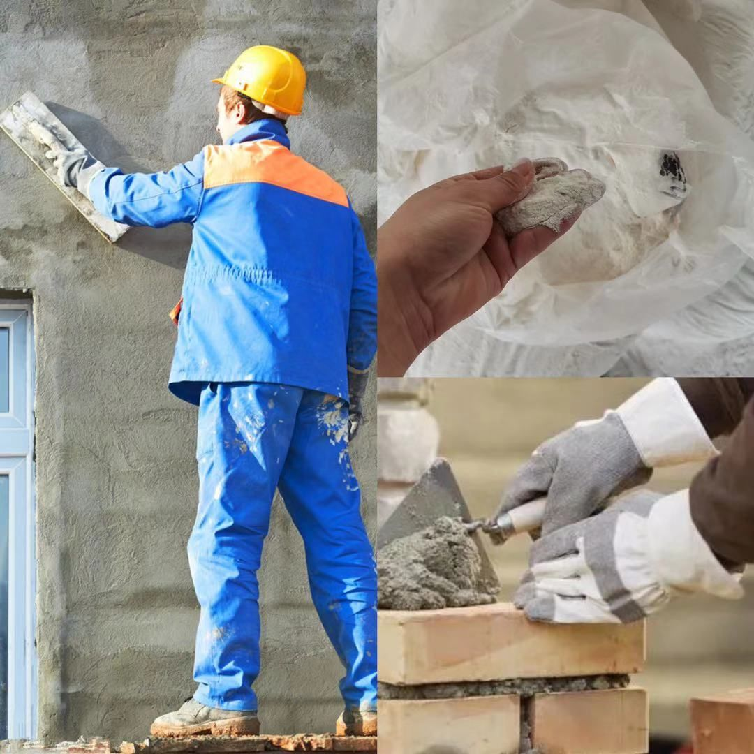 Hydroxypropyl Methyl Cellulose Construction Grade Wall Putty Raw Material Hpmc Methocel Hpmc