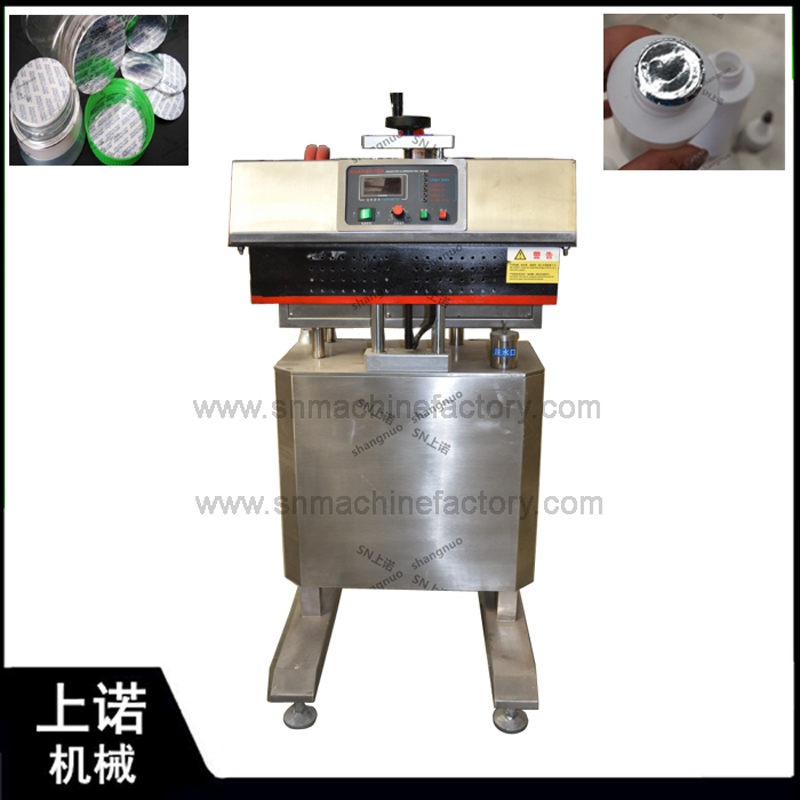 Factory Sale Automatic Aluminum Foil Sealer for Bottle In Shanghai