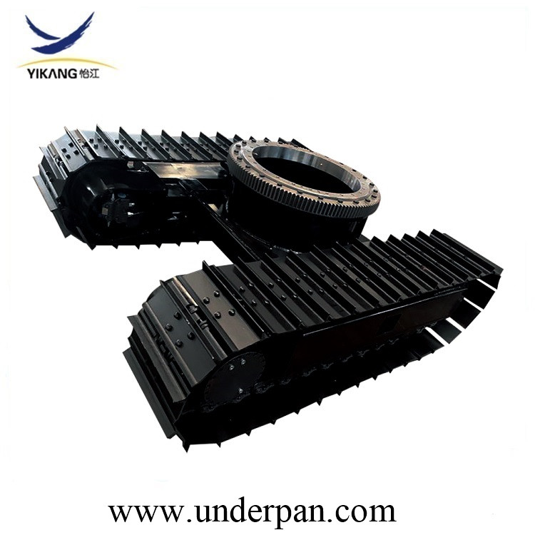 Steel Tracked Undercarriage with Rotary Joint