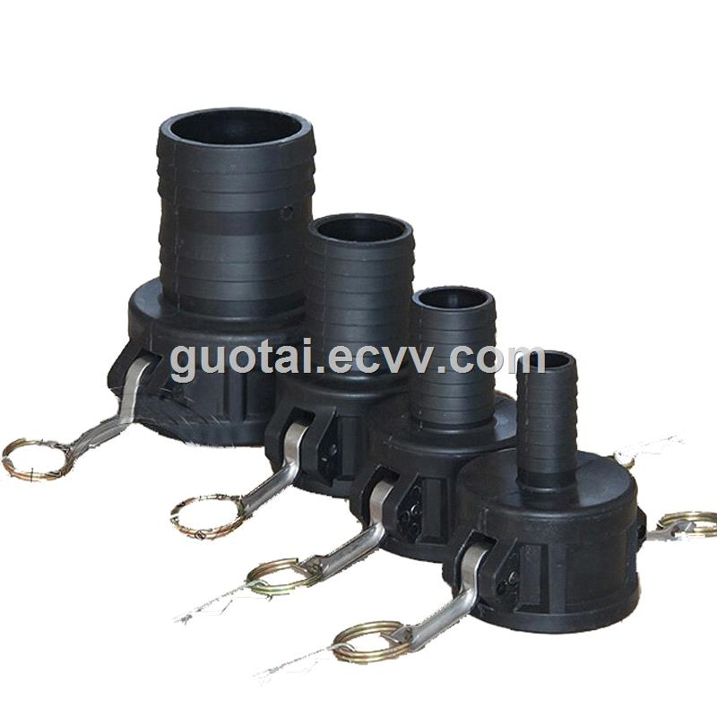 IBC Water Tank Hosetail Camlock Quick Couplings C Type Plastic IBC Tote Tank Adapter Connector Valve Garden Fittings