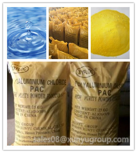 Poly Aluminium Chloride PAC Polyaluminium Chloride for Sewage Treatment
