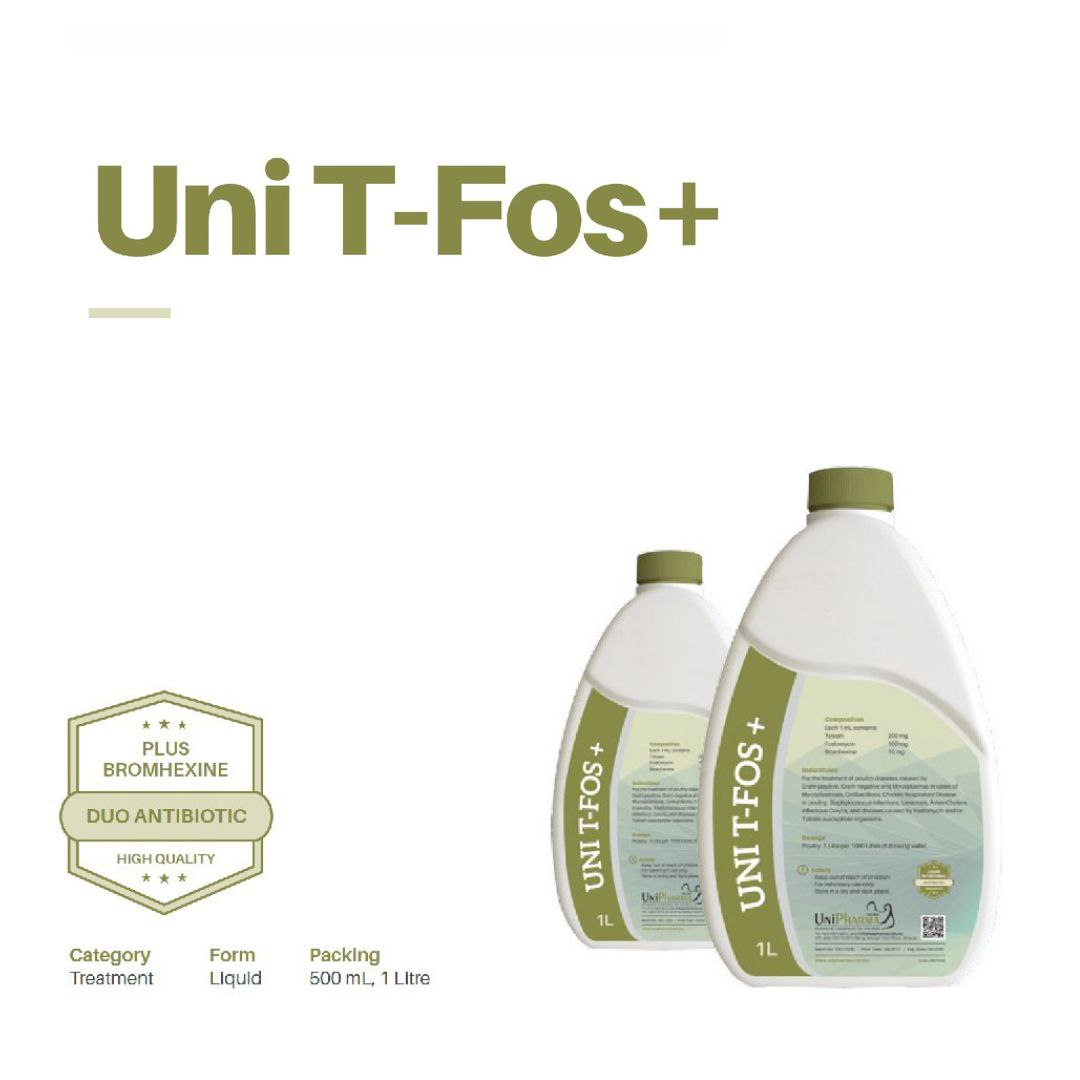 High Quality-Animal Supplement[UNI T-FOS+]Unipharma-Animal Medicine-Veterinary Medicine-Animal Supplement