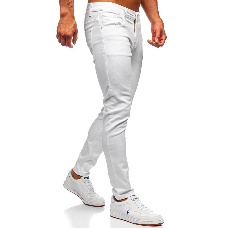 Men'S New Fashion Casual Stretch Skinny Jeans