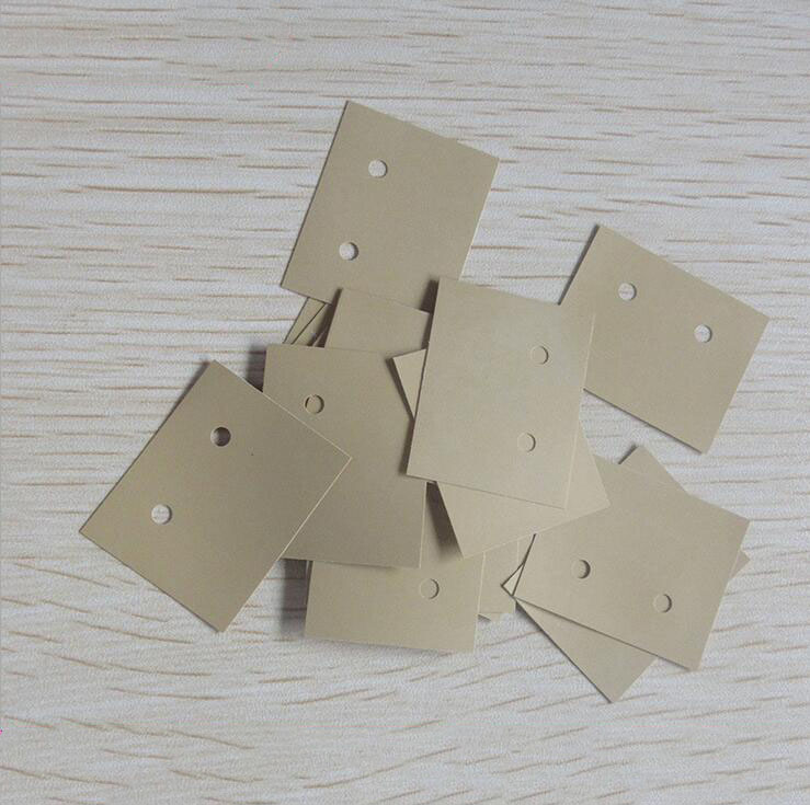 Silicone Thermal Insulation Film Exclusively for Power Supply 18*22*0.3mm to-3P1 1000pc