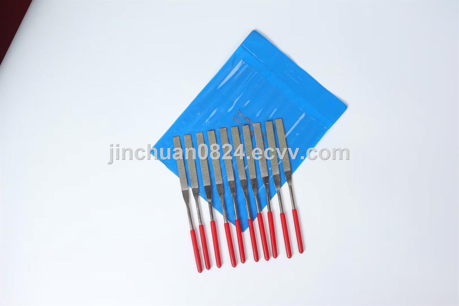 Diamond File for Grinding Ceramic Metal Wood