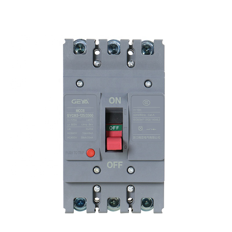 Molded-Case Circuit Breaker, Frame 315A, GYCM3-315H-4P-315A
